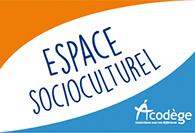 Espace Socioculturel Logo